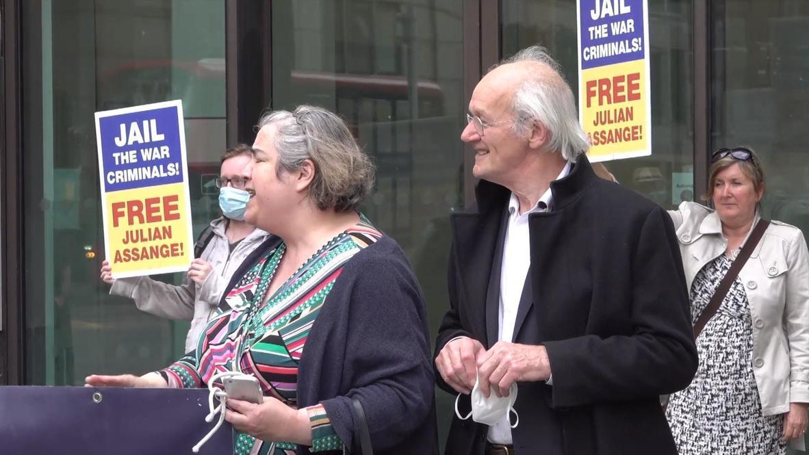 UK: Assange's extradition case postponed until September