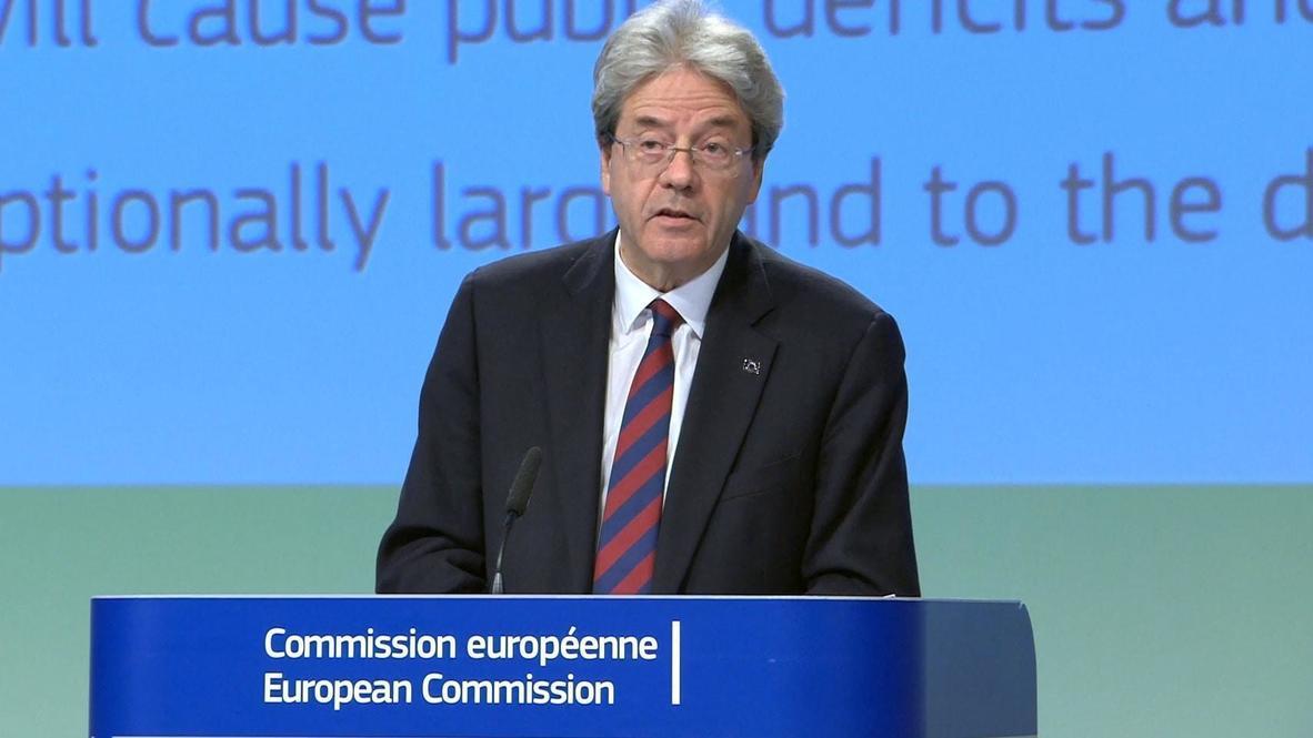 بلجيكا: المفوض الأوروبي: الاتحاد الأوروبي يدخل أعمق ركود اقتصادي في تاريخه