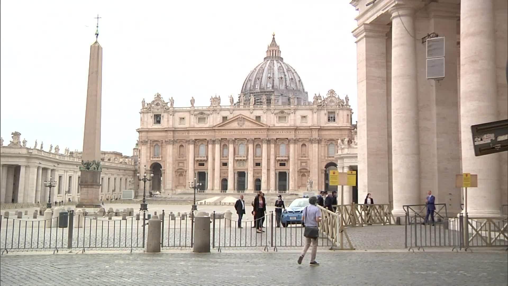 Обои улица, Ватикан, здания, дома. Города foto 16