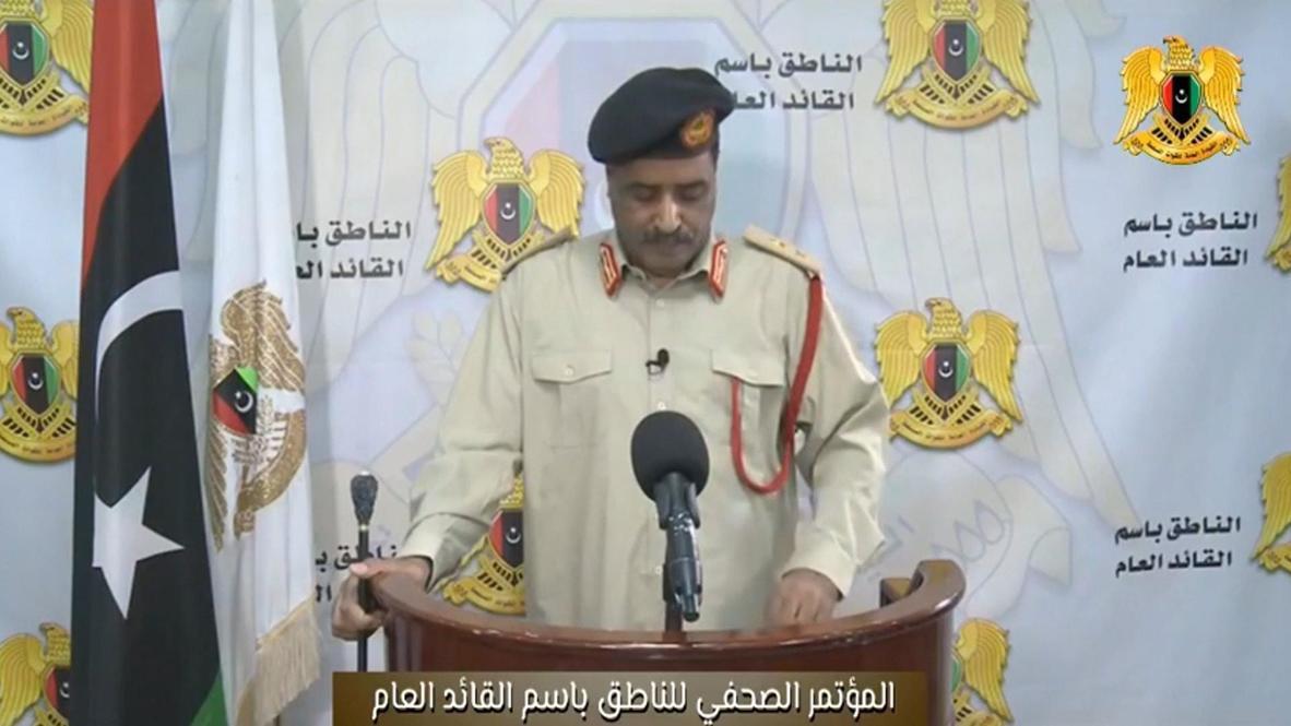 Libya: Libyan Army spokesman accuses Erdogan of supporting 'crime' and 'terrorism'