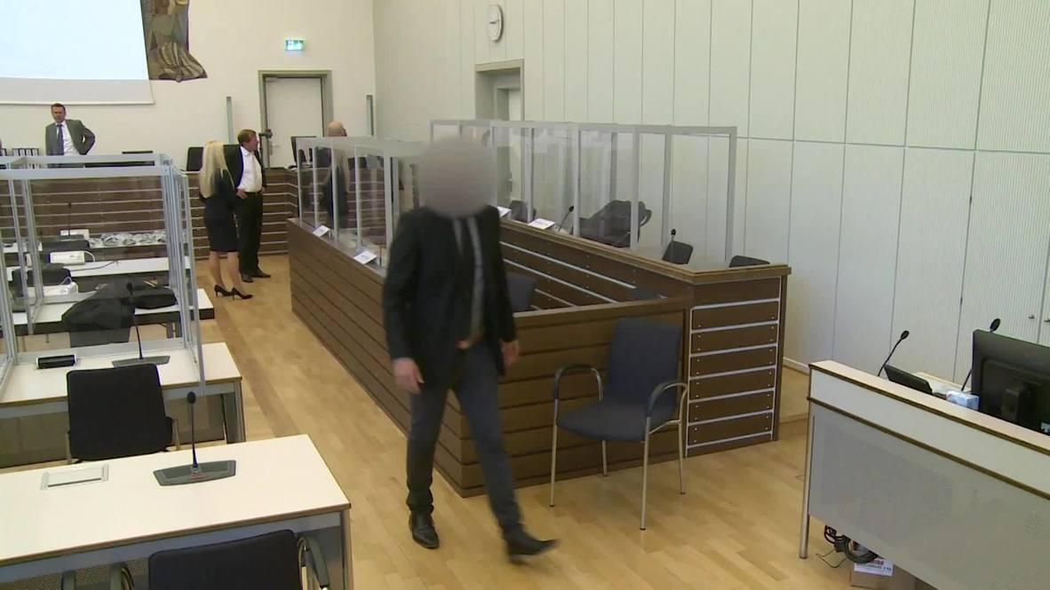 ألمانيا: استئناف محاكمة ضابطين سابقين في الأمن السوري بتهم التعذيب
