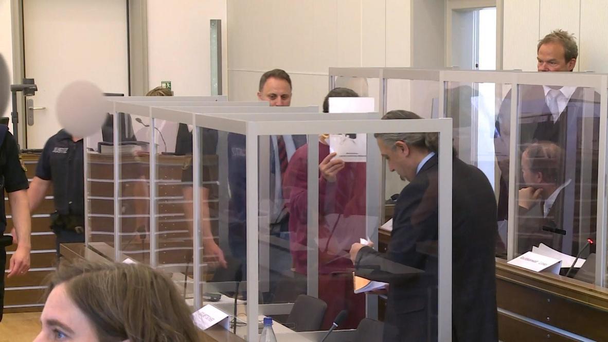 ألمانيا: استمرار محاكمة ضابطين سابقين في الأمن السوري يشتبه بارتكابهما جرائم تعذيب