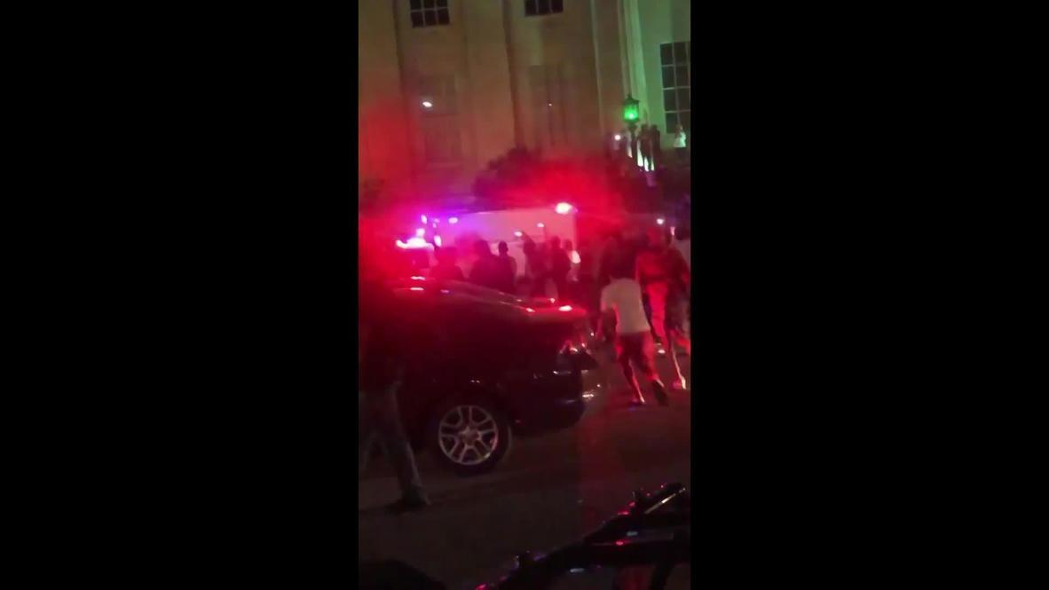 EE.UU.: Louisville protesta contra la brutalidad policial mientras aumenta la indignación nacional