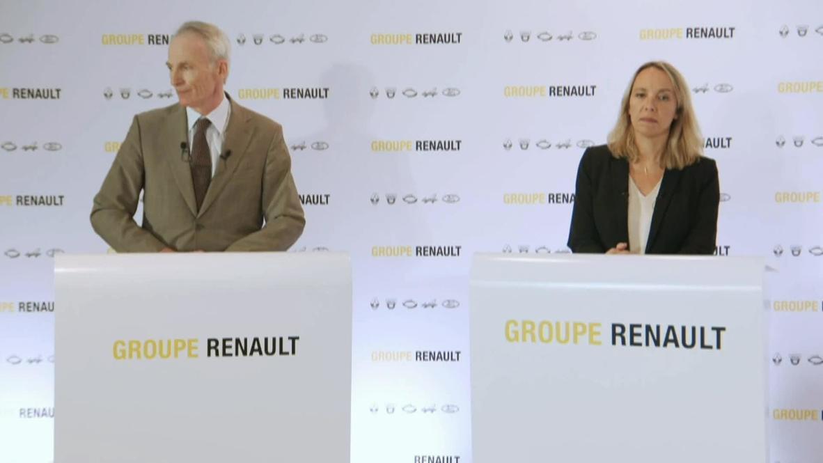 """فرنسا: شركة """"رينو"""" تعلن إلغاء 15 ألف وظيفة في ظل تراجع نسبة المبيعات جراء كوفيد-19"""