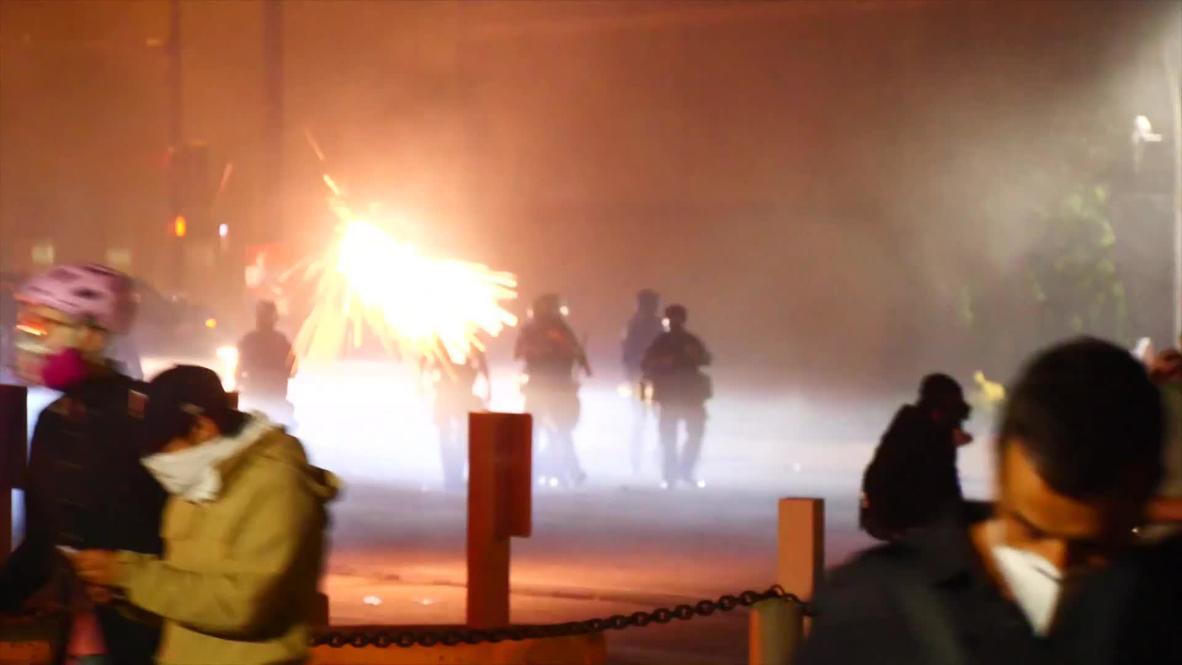 EE.UU.: Protesta en Mineápolis acaba con incendios y saqueos