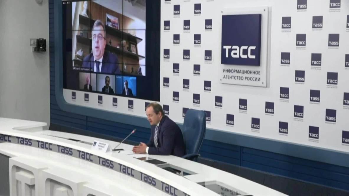 """Россия: Препарат от COVID-19 """"Авифавир"""" эффективен в 90% случаев - Минздрав"""