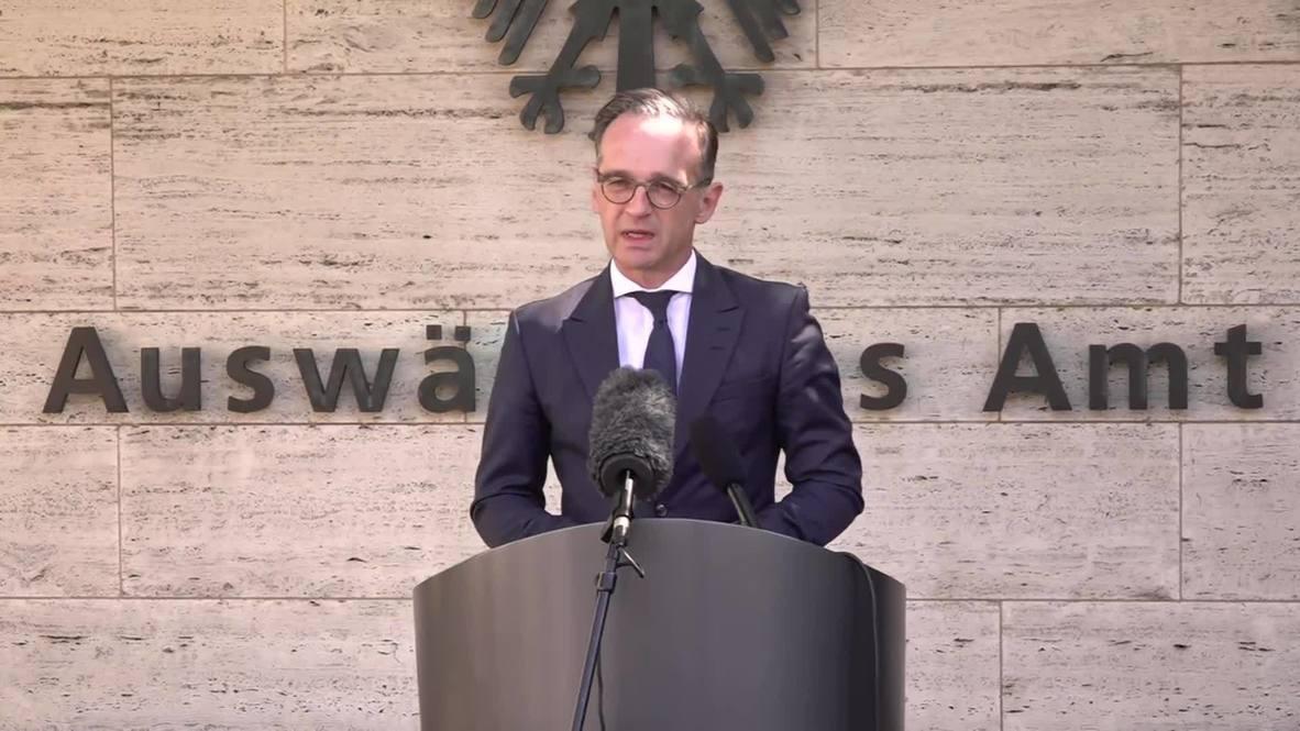 Alemania: Berlín levanta restricciones para viajes en EU y el Reino Unido a partir del 15 de junio