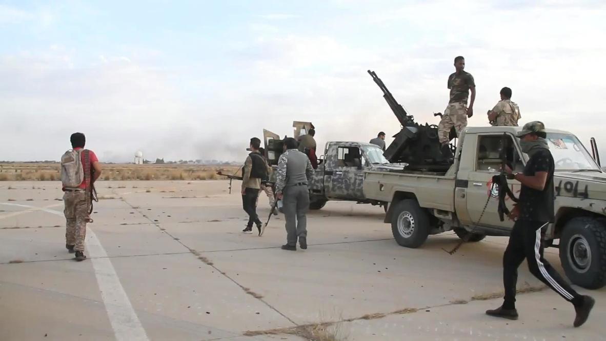 Libya: GNA forces regain control of Tripoli International Airport