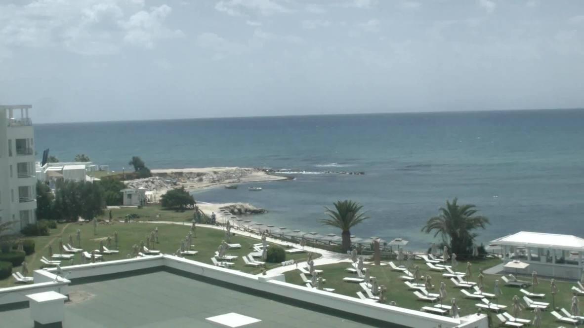 تونس: منتجعات مدينة الحمامات تستعد لاستقبال السياح مع إعادة فتح حدود البلاد