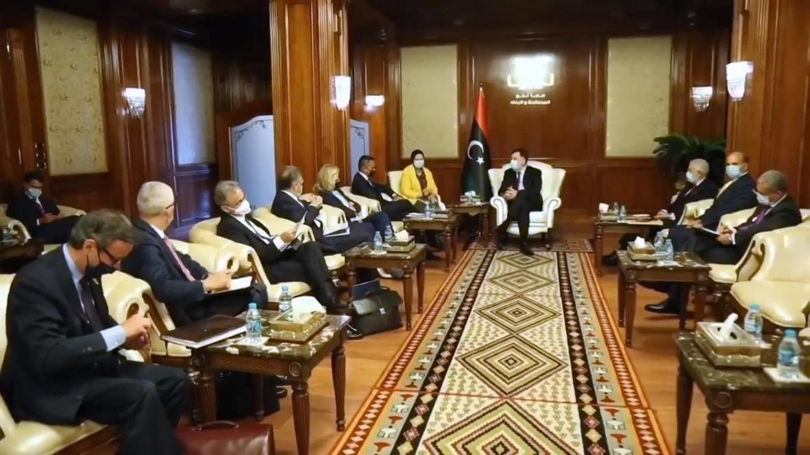 Libya: Italian FM Di Maio meets GNA leader in Tripoli