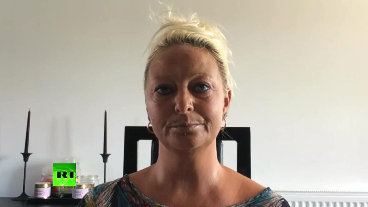 """Reino Unido: Inmunidad diplomática para Sacoolas es """"absurda"""", según madre de adolescente fallecido *CONTENIDO DE SOCIOS*"""