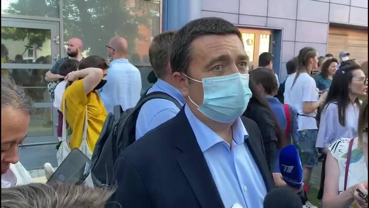 Россия: Защита Серебренникова намерена обжаловать приговор