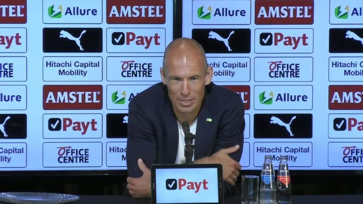 هولندا: آرين روبن يعود من اعتزاله للعب لصالح فريقه الأول غرونينغن.. والسبب عشقه للفريق