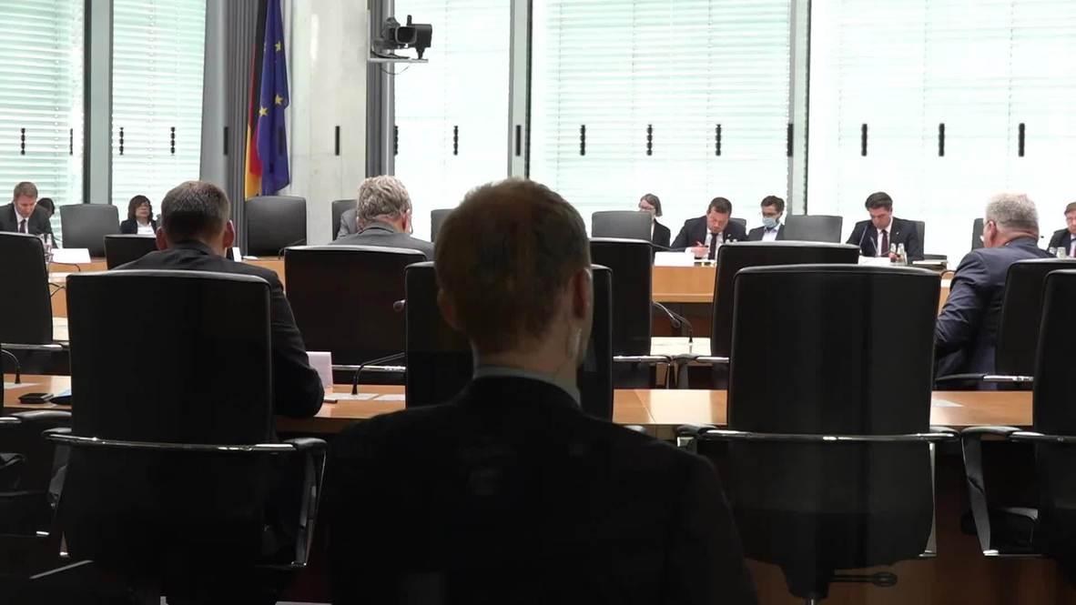 """ألمانيا: مدراء وكالة داخلية يحذرون هيئة الرقابة البرلمانية بأن برلين باتت """"عاصمة التجسس"""""""