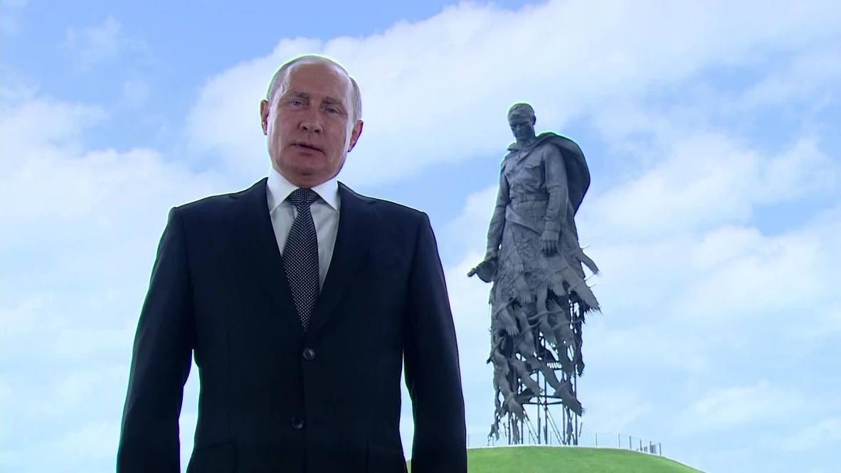 روسيا: بوتين يدعو المواطنين للمشاركة في التصويت على التعديلات الدستورية