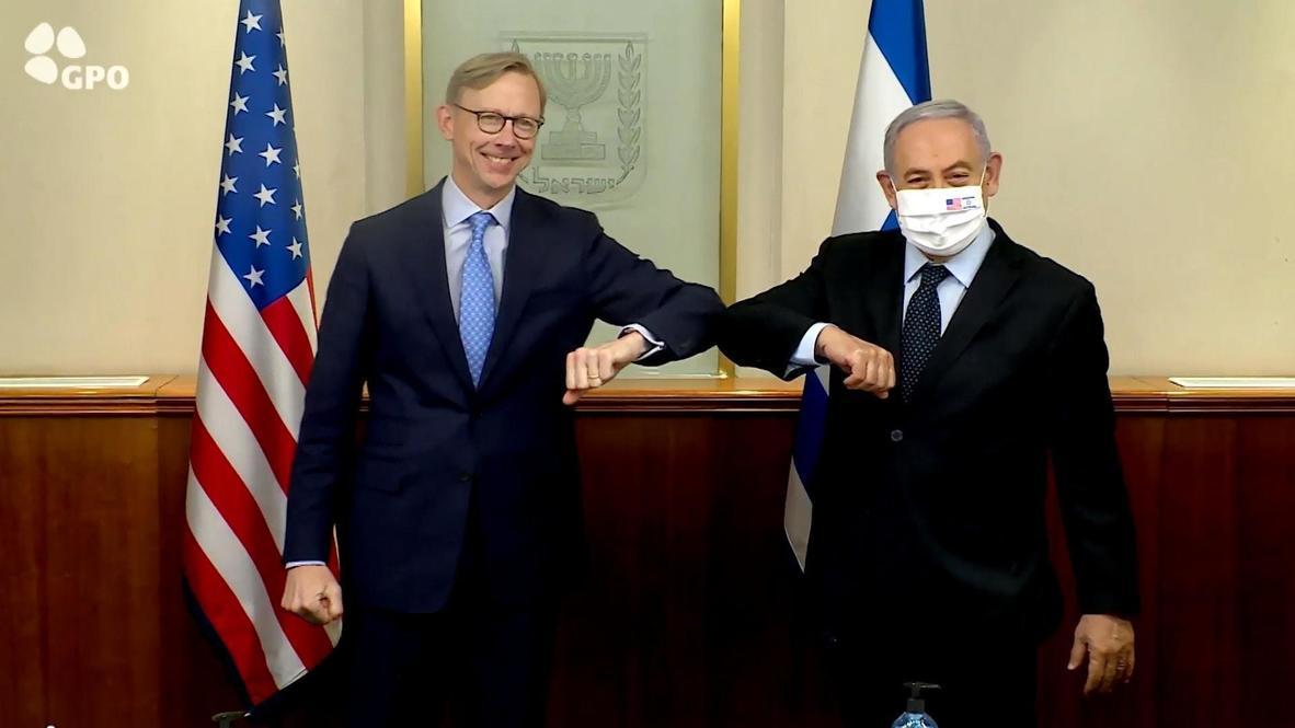 Israel: Netanyahu apoya las sanciones contra Irán y EE.UU. pide prorrogar el embargo de armas