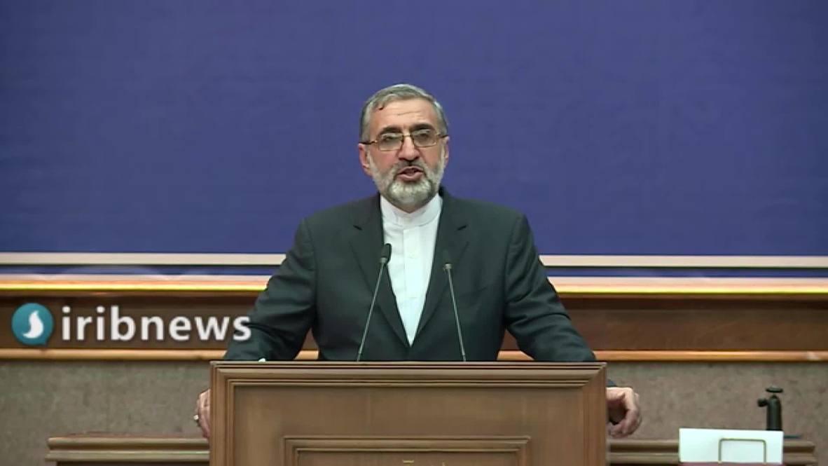 """Irán: Asesinos de Soleimani """"deben ser llevados ante la justicia"""" - portavoz judicial"""