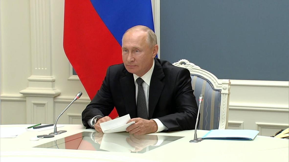 Россия: Система здравоохранения РФ способна реагировать на самые непростые вызовы - Путин