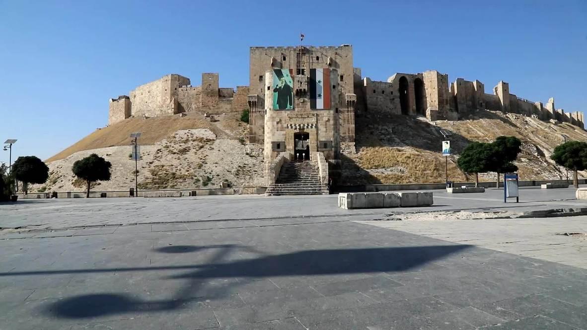 سوريا: ساحات حلب الرئيسية مغلقة احترازا من تفشي فيروس كورونا