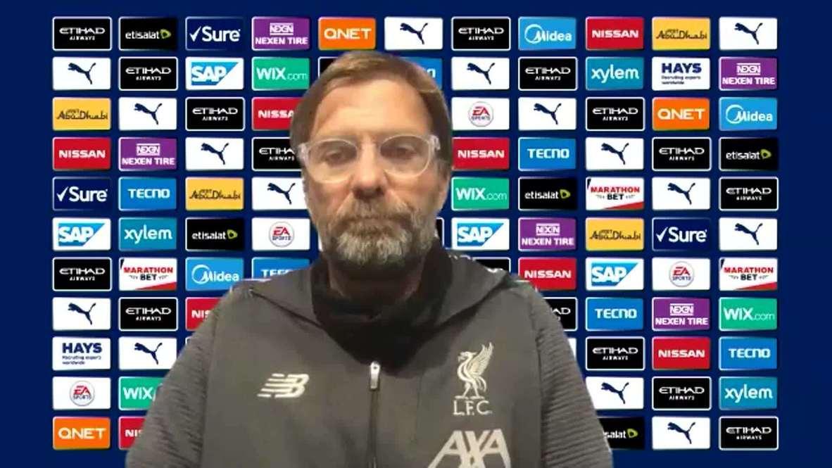 UK: 'Defeat hurts' Liverpool's Klopp as Man City thrash Premier League champions