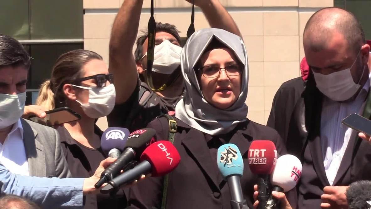 Turkey: Saudi suspects go on trial in absentia for Khashoggi killing in Istanbul