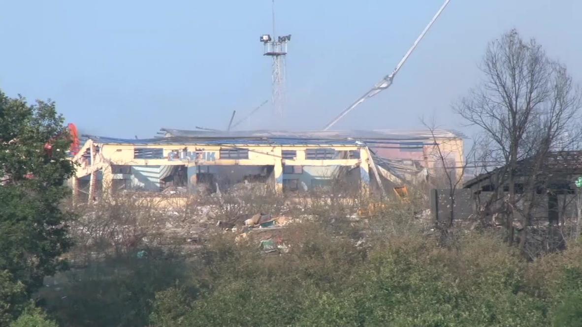 تركيا: أربعة قتلى وعشرات الجرحى جراء انفجار في مصنع للألعاب النارية في شمال غرب البلاد