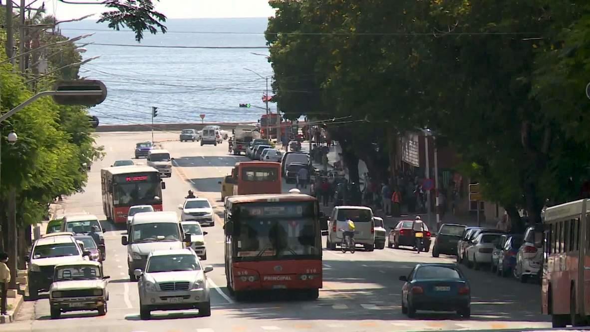 Cuba: Residentes de La Habana se alegran por la suavización de las restricciones por covid-19