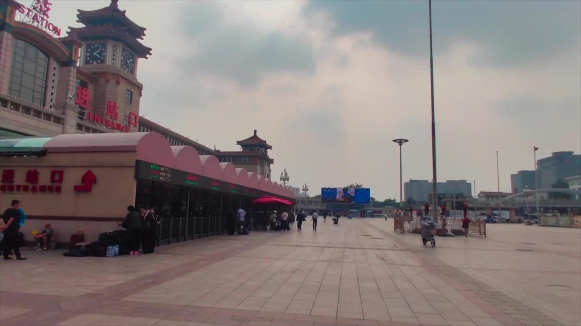 China: Permiten a los residentes de distritos de bajo riesgo de Pekín viajar sin la prueba de covid negativa