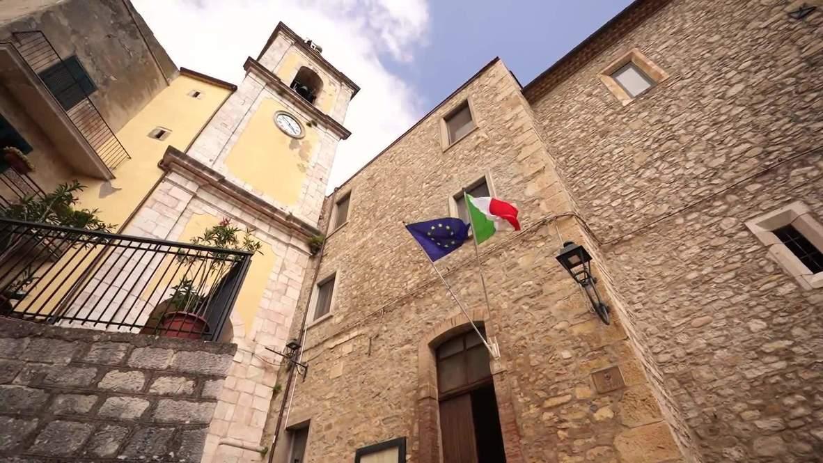 Италия: Средневековый город предлагает бесплатное проживание ради увеличения туризма