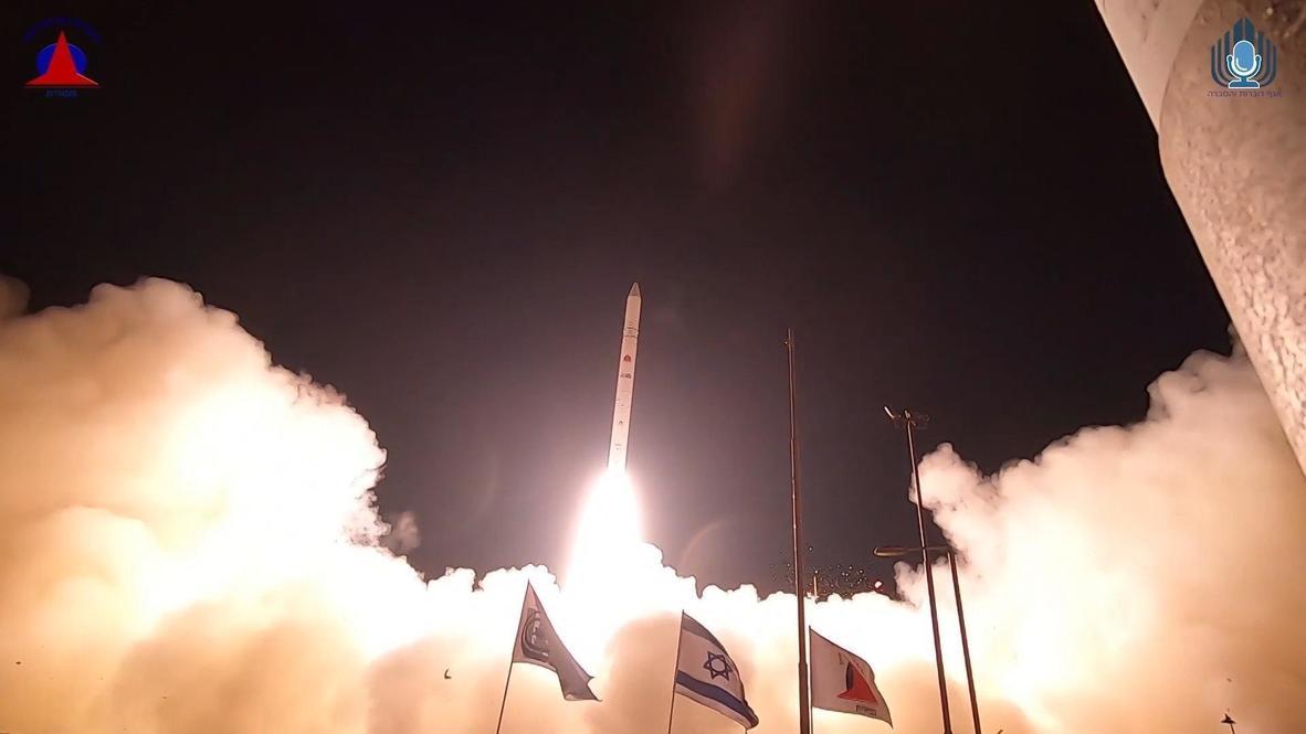 إسرائيل: وزارة الدفاع تطلق قمرا جديدا للتجسس