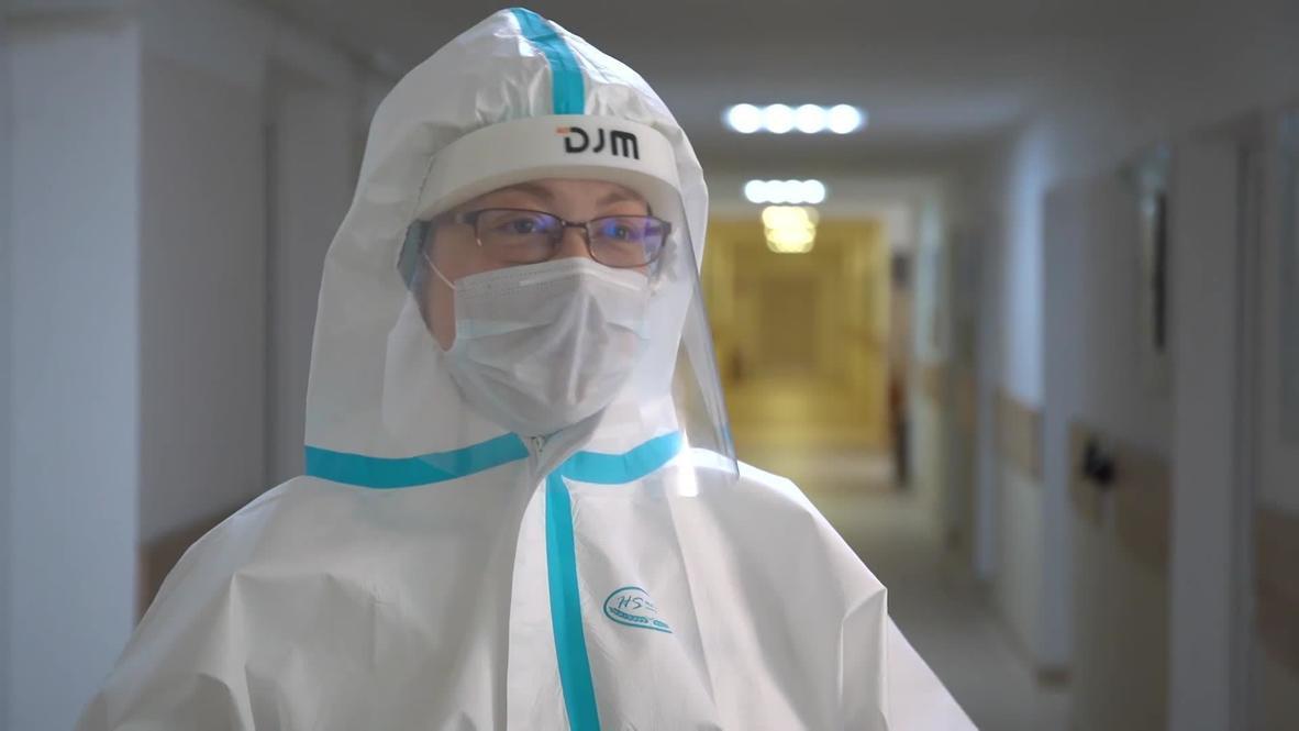 Россия: Добровольцы, испытывающие вакцину от COVID-19, чувствуют себя хорошо – Минобороны