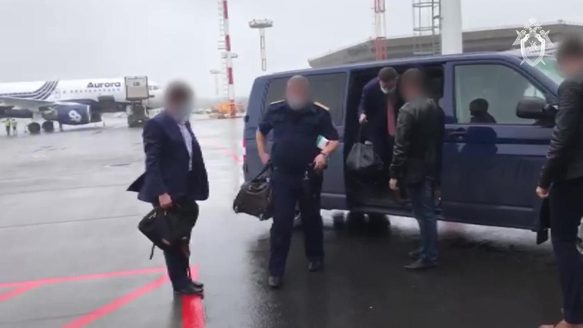 Россия: Губернатора Хабаровского края Сергея Фургала отправили в Москву