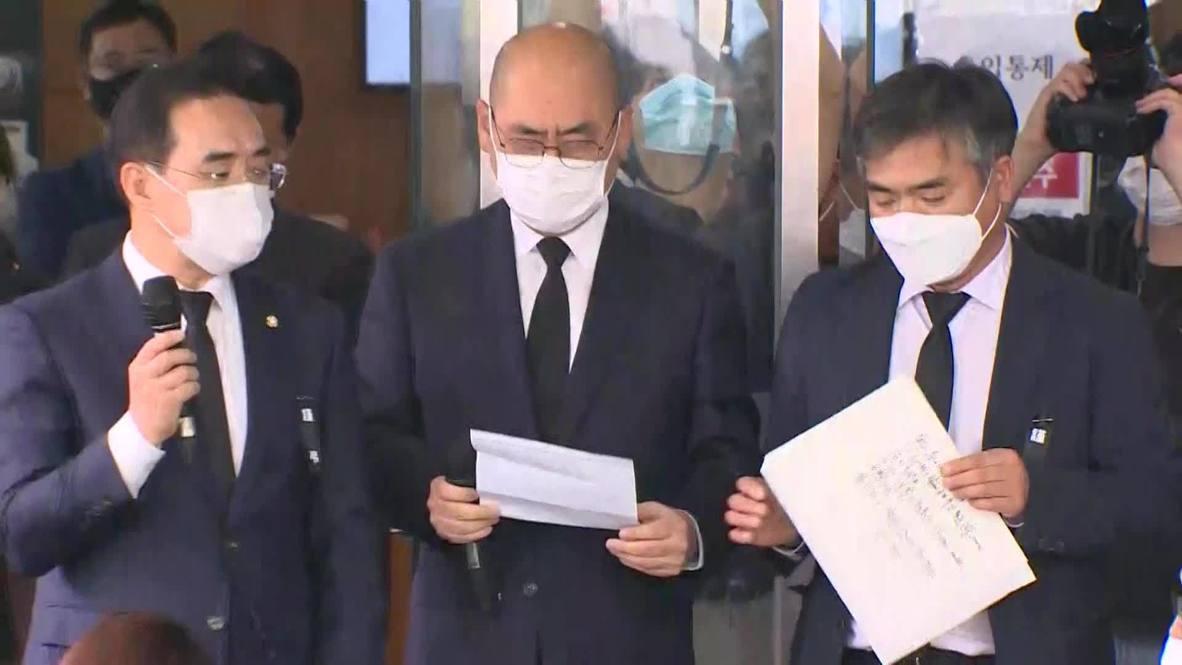 كوريا الجنوبية: قراءة وصية عمدة سيئول الراحل علنا بعد عثور الشرطة على جثته