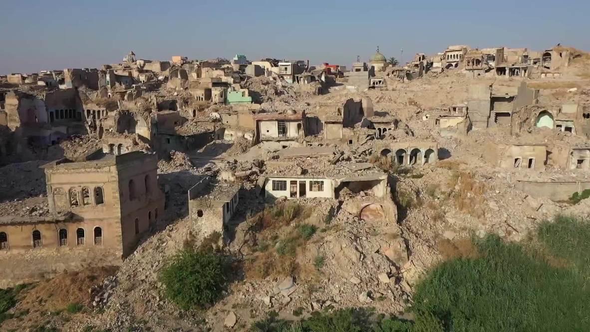 العراق: الموصل لا تزال في حالة دمار بعد ثلاث سنوات من التحرير