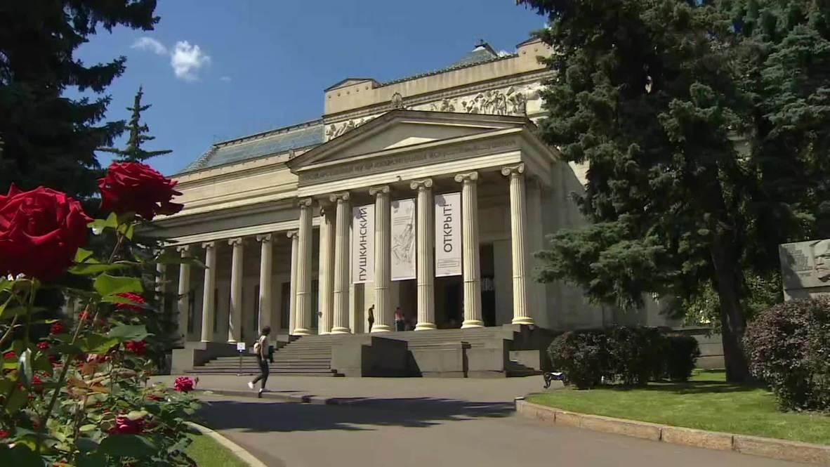 Чистое искусство. Пушкинский музей в Москве открылся после периода самоизоляции