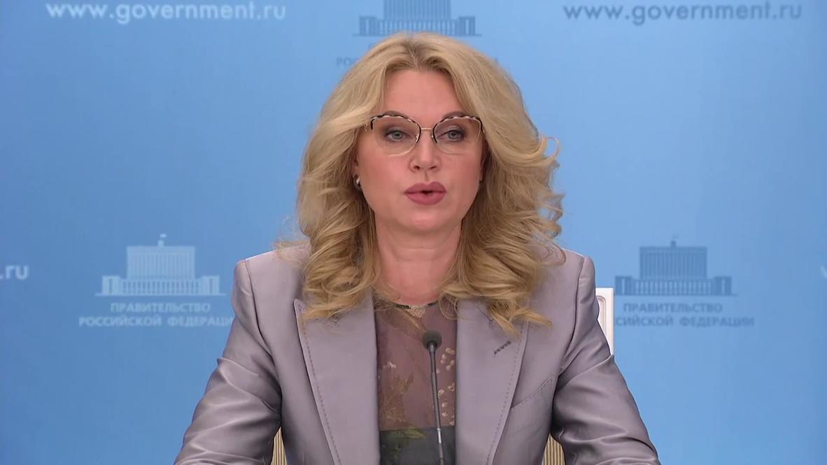 Россия: Голикова заявила о начале переговоров о возобновлении международного авиасообщения