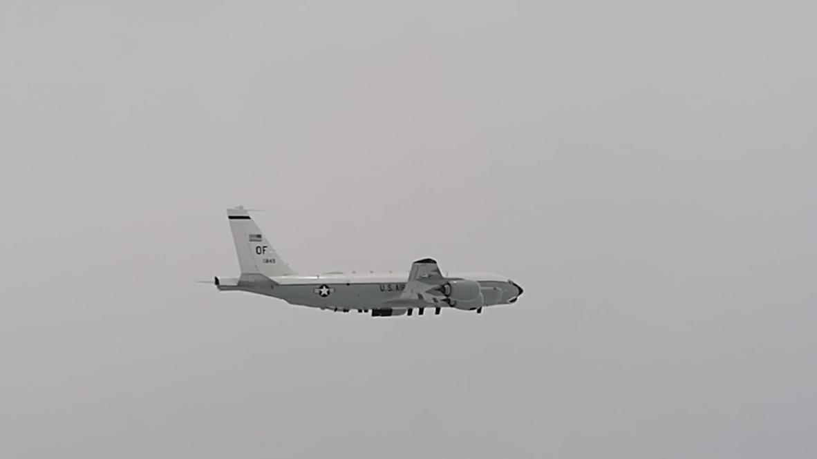 Rusia: Jets de combate interceptan aviones de reconocimiento de EE.UU. sobre el Mar de Japón