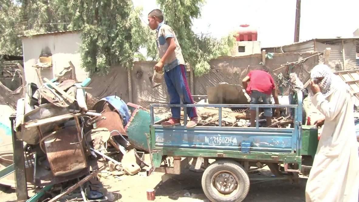 Iraq: Children bear high cost of rising poverty amid coronavirus pandemic