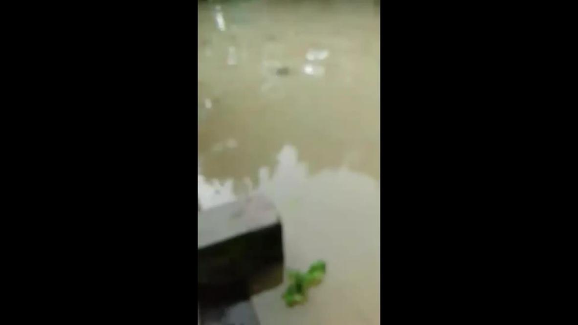 Bangladesh: Flooding hits Jamalpur district following monsoon rainfall