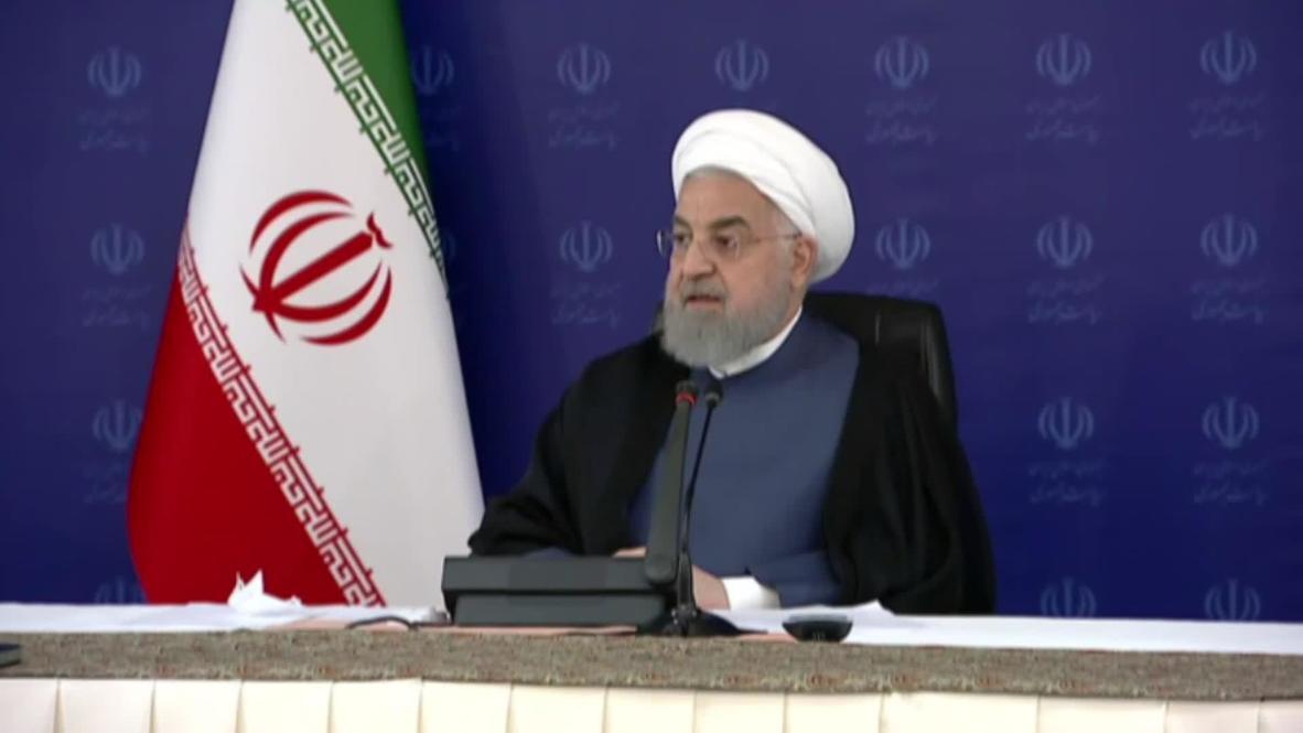 Iran: 30-35 million Iranians still at risk for coronavirus warns Rouhani