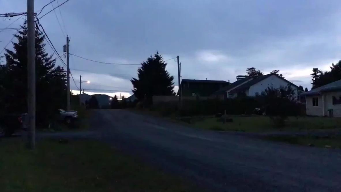 USA: Tsunami warning alarms ring throughout Alaska