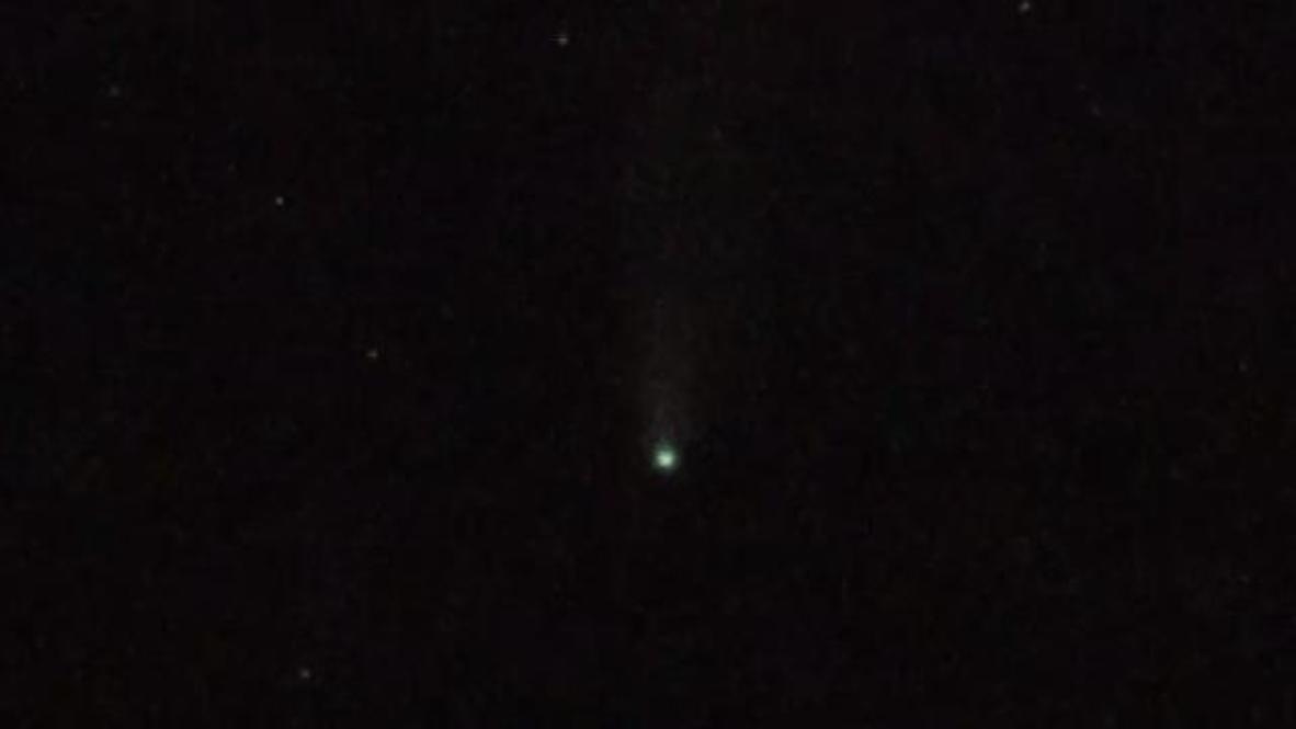 Comet NEOWISE spotted shining in Greek skies