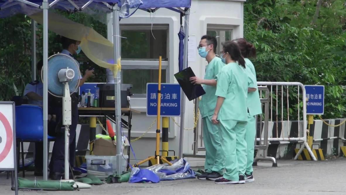 هونغ كونغ: قرية لي يو مون بارك السياحية تستقبل مرضى الحالات الخفيفة بفيروس كورونا