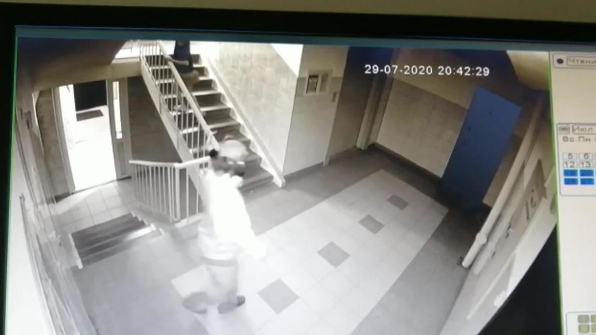 Россия: В Омске разыскивают мужчину, напавшего на шестилетнюю девочку