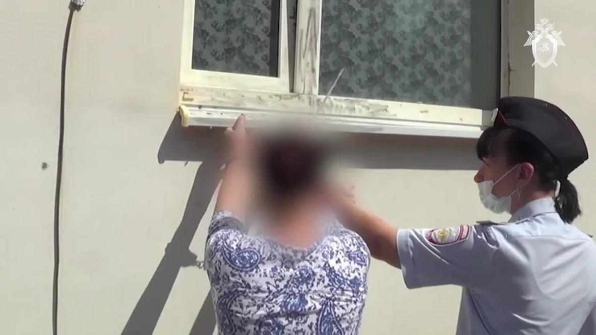 Россия: Подозреваемой в похищении младенца в Сальске предъявили обвинение