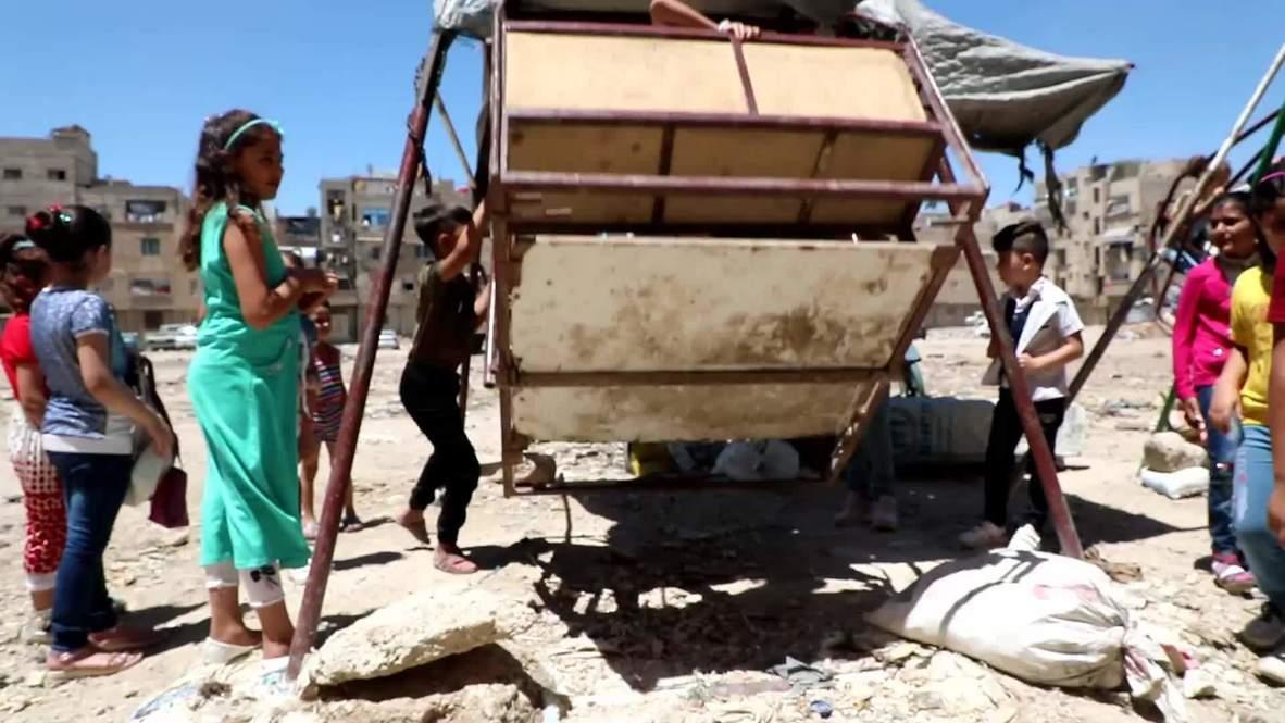 Syria: Damascenes celebrate Eid al-Adha under harsh economic conditions
