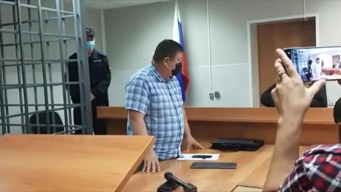 Россия: Зарезавшего жену убийцу из Челябинска заключили под стражу на два месяца