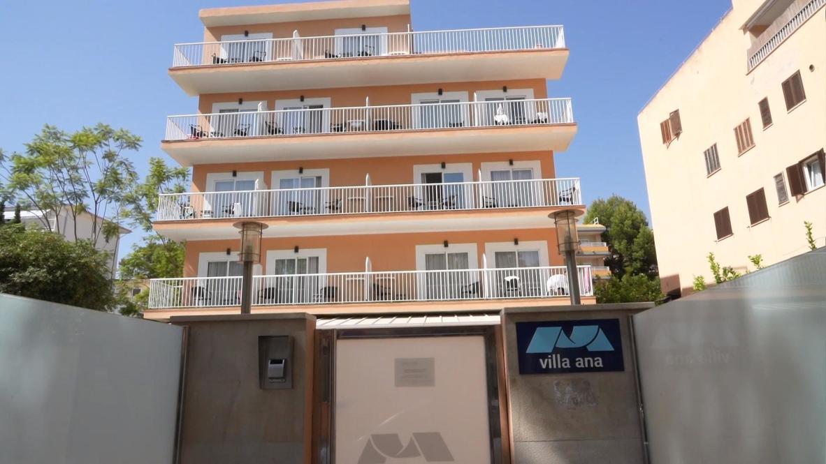 España: El Gobierno balear aísla a 10 personas en un hotel en Peguera por un brote de covid-19