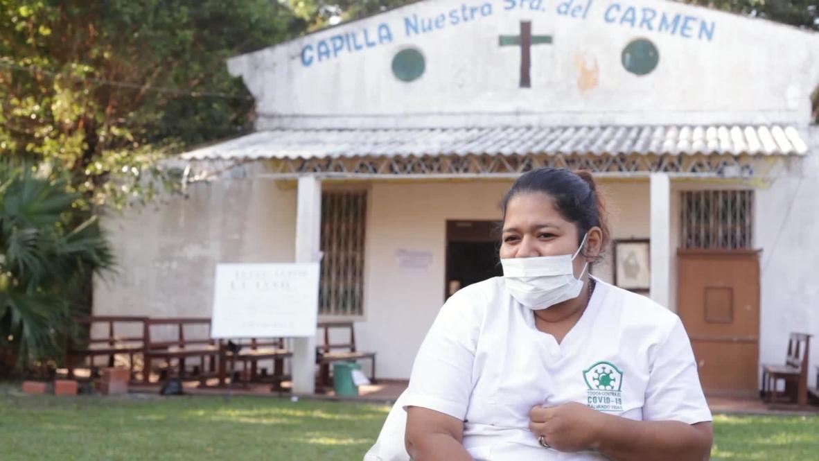 Bolivia: Church turns into COVID-19 centre in Santa Cruz