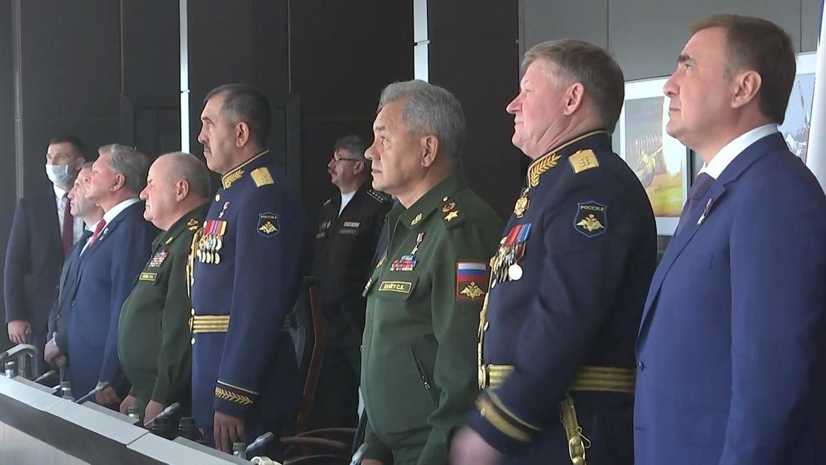 Россия: Шойгу принял участие в праздновании 90-летия ВДВ в Алабино